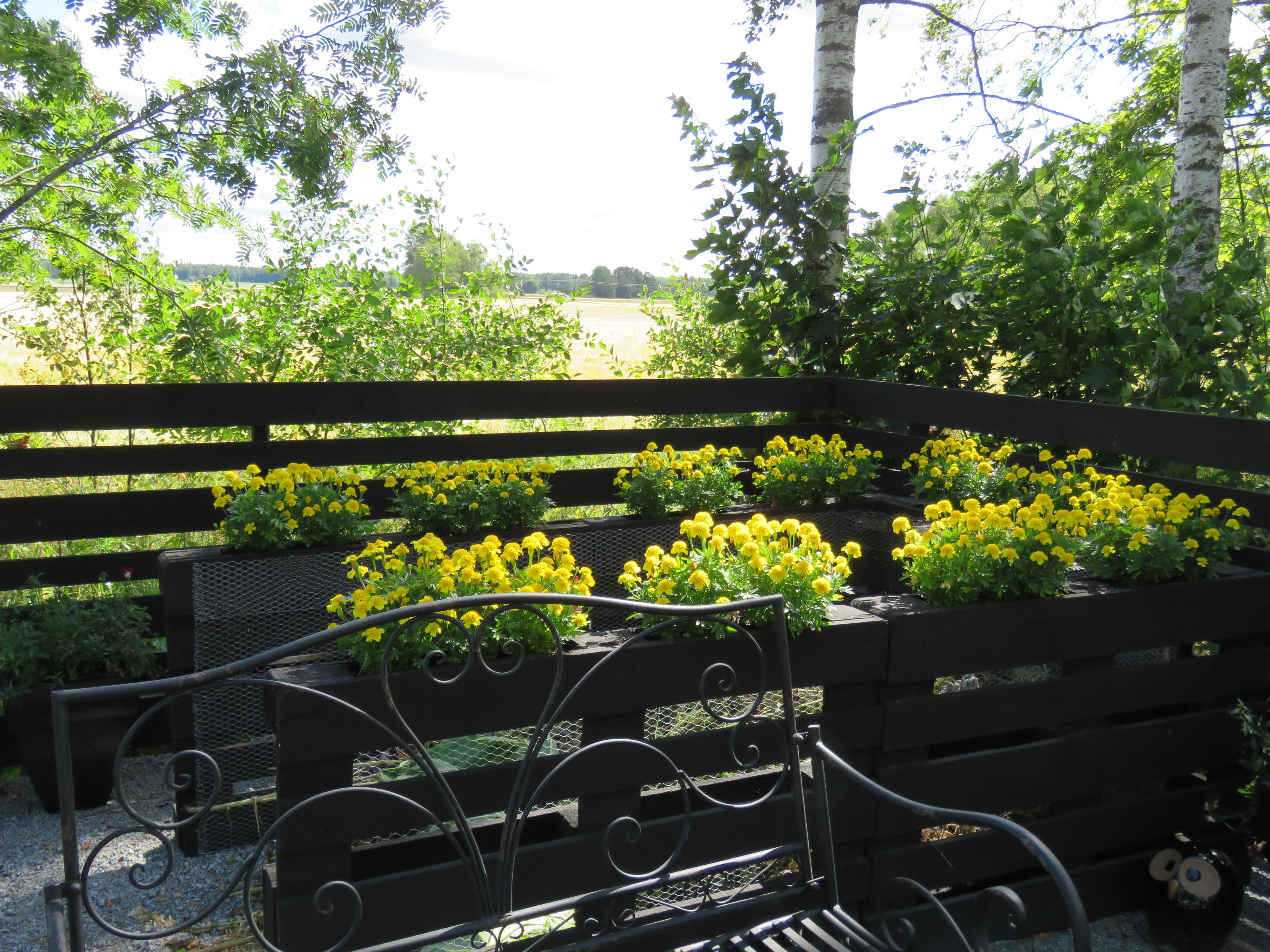 Komposthörnan / Trädgårdsskjulet